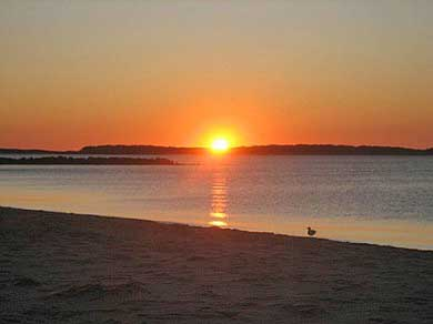 Hyannisport, MA Cape Cod vacation rental - Sunrise at Sea St. Beach