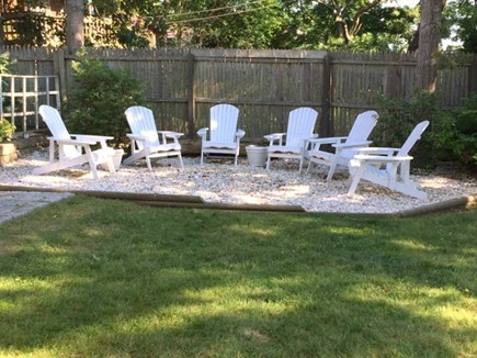 Hyannisport, MA Cape Cod vacation rental - Backyard Patio