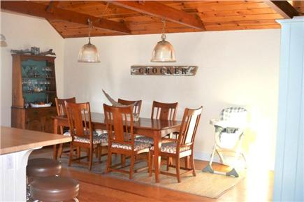 Hyannisport, MA Cape Cod vacation rental - Dining Area