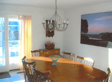 Hyannis Cape Cod vacation rental - Kitchen / Dining Table