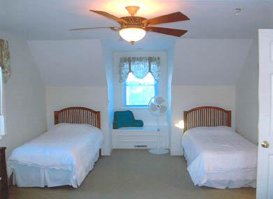Hyannis Cape Cod vacation rental - Upstairs Bedroom #1
