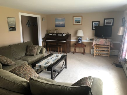 Chatham Cape Cod vacation rental - Spacious, comfortable living room