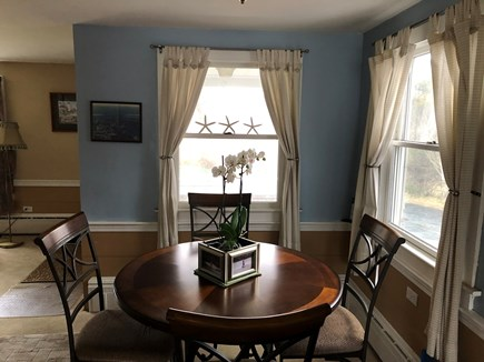 Chatham Cape Cod vacation rental - Dining alcove