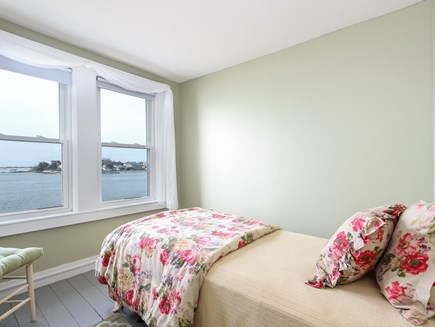 West Yarmouth Cape Cod vacation rental - Super water view twin; 2nd twin in adjoining room
