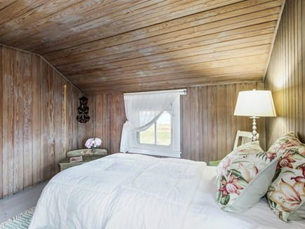 West Yarmouth Cape Cod vacation rental - Twin bed... and water view.