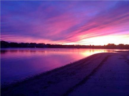 West Yarmouth Cape Cod vacation rental - Magnificent beach sunsets