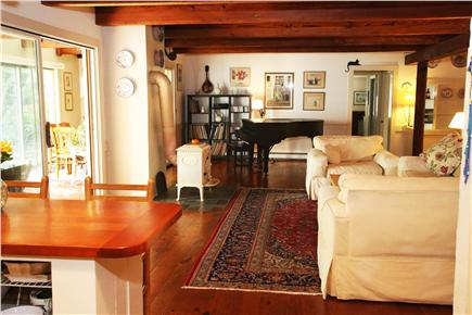 South Orleans Cape Cod vacation rental - Living Room-alt. view