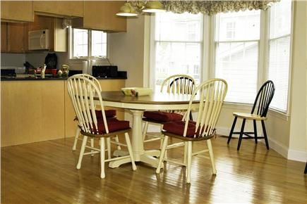 Falmouth Cape Cod vacation rental - Kitchen with dining area