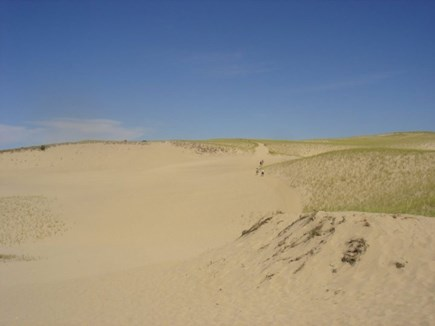 West Yarmouth Cape Cod vacation rental - A Secret Beach See guest guide at our house. See the hikers?
