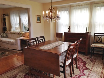 Dennis Port Cape Cod vacation rental - Dining room