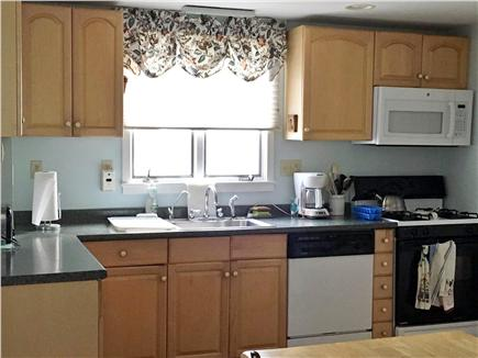 Dennis Port Cape Cod vacation rental - Kitchen from Dining Room