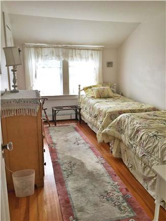 Dennis Port Cape Cod vacation rental - Third bedroom with two twin beds