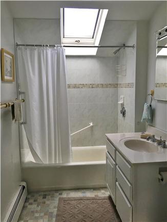 Dennis Port Cape Cod vacation rental - Second floor bathroom