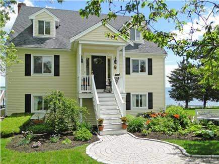Kingston MA vacation rental - Welcome to your beach house, directly on Kingston Bay
