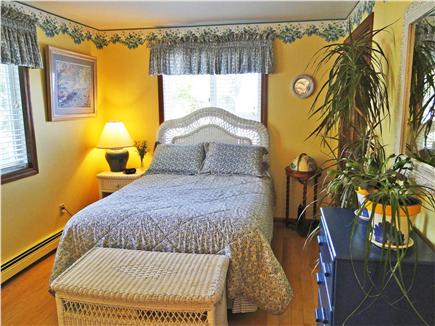 Kingston Bay/Near Plymouth MA vacation rental - First floor bedroom with adjacent bathroom - double bed