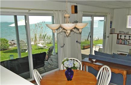 Kingston Bay/Near Plymouth MA vacation rental - Full ocean views from every room and just steps to the beach