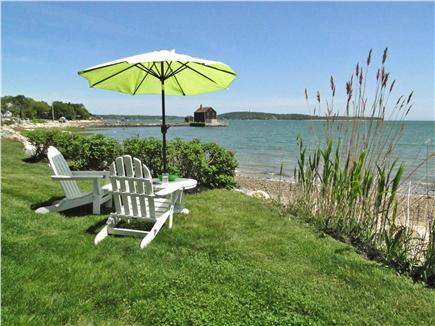Kingston Bay/Near Plymouth MA vacation rental - Relax listening to the ocean