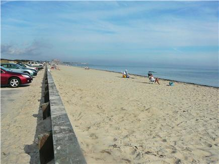 West Dennis Cape Cod vacation rental - West Dennis Beach 3/4 Mile from house