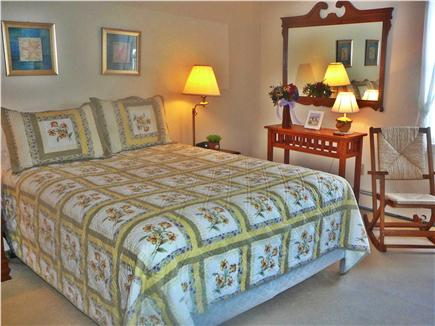 Dennis Cape Cod vacation rental - 3rd Bedroom / 2nd Floor/ 4th bedroom has set of twins/shared bath