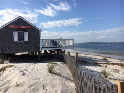 Barnstable, Cummaquid Cape Cod vacation rental - East to west view