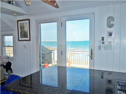 Barnstable, Cummaquid Cape Cod vacation rental - View from kitchen