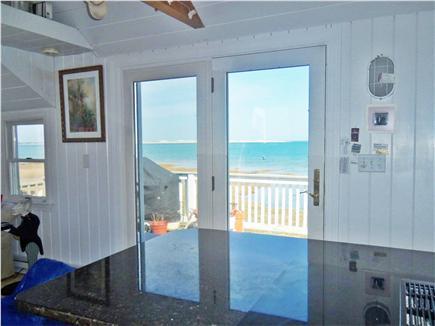 Barnstable, Cummaquid Cape Cod vacation rental - View from kitchen
