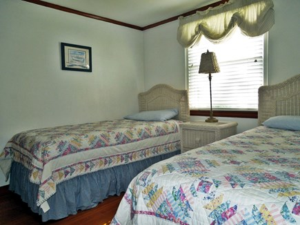 Hyannis Cape Cod vacation rental - 1st floor bedroom