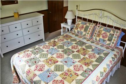 South Yarmouth Cape Cod vacation rental - Master Bedroom, Queen Bed