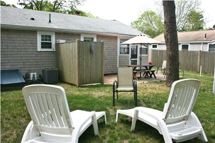 South Yarmouth Cape Cod vacation rental - Large Quiet Backyard