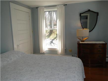 Harwich Cape Cod vacation rental - First floor queen bedroom
