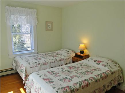 Harwich Cape Cod vacation rental - Upstairs twin bedroom