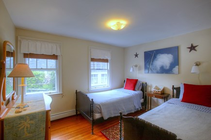 Hyannis Cape Cod vacation rental - BR #3 - twin beds, next to full bath