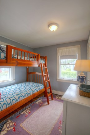 Hyannis Cape Cod vacation rental - BR #4 - bunk beds