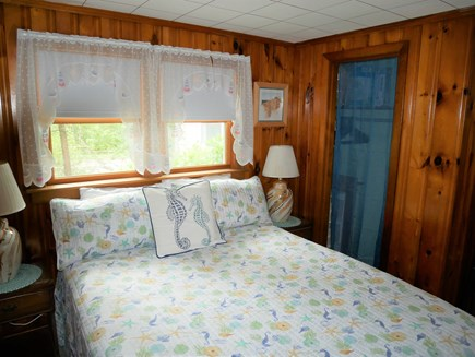 North Eastham - Bayside Cape Cod vacation rental - Sunny Sea Life Queen Bedroom