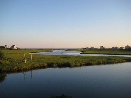 West Dennis Cape Cod vacation rental - Five minute walk to Swan River, fish market and restaurant.