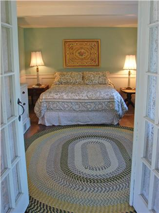 West Dennis Cape Cod vacation rental - Lovely private master bedroom with own bath and side entrance