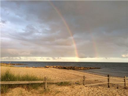 Dennis Port Cape Cod vacation rental - One never knows what nature has in store for you
