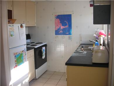 North Eastham Cape Cod vacation rental - Galley Kitchen