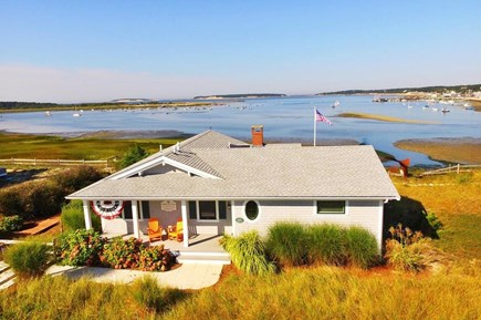 Wellfleet Harbor Cape Cod vacation rental - Wellfleet Harbor Waterfront Location