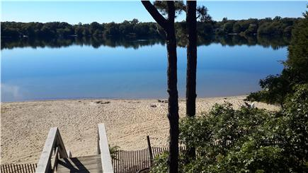 Dennis North Side Cape Cod vacation rental - Scargo Lake