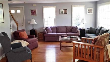 Dennis North Side Cape Cod vacation rental - Living Room