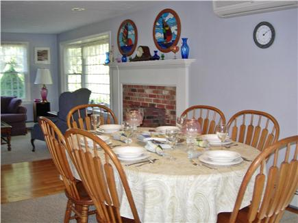 Dennis North Side Cape Cod vacation rental - Dining Room