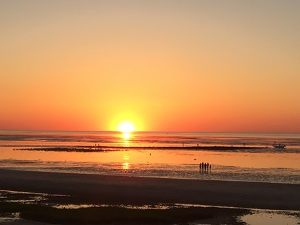 Brewster Cape Cod vacation rental - The best sunset on Cape Cod in your back yard!