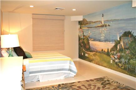 East Orleans Cape Cod vacation rental - Sail Boat Room with Queen and two Twin beds - 18'x15'