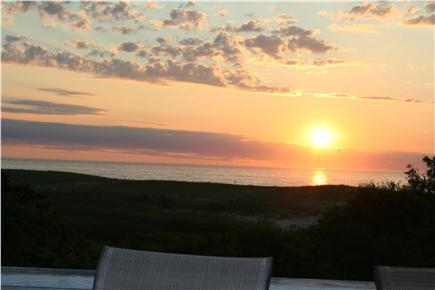 East Orleans Cape Cod vacation rental - Spectacular View of the Sunrise!