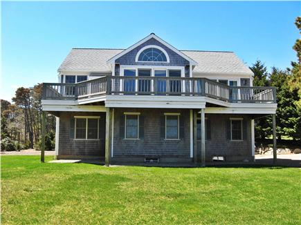 East Orleans Cape Cod vacation rental - View of the house