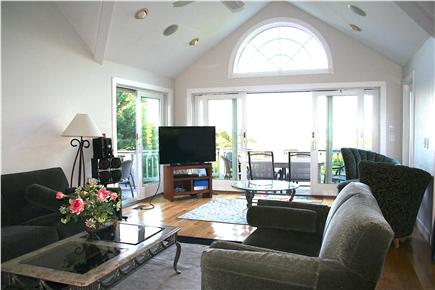 East Orleans Cape Cod vacation rental - Living Room - 22'x14'