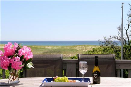 East Orleans Cape Cod vacation rental - Listen to waves of the atlantic ocean.