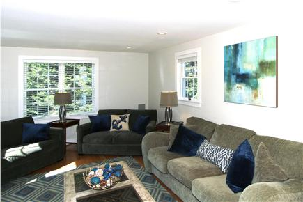 East Orleans Cape Cod vacation rental - Family Room - 18'x15'