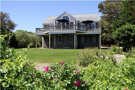 East Orleans Cape Cod vacation rental - The Luxury home invites children to play.